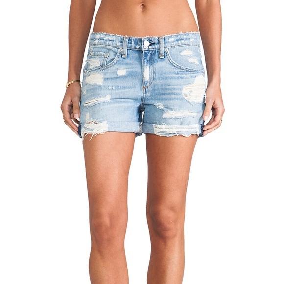 rag & bone Pants - New with tags Rag & Bone Boyfriend Shorts 24